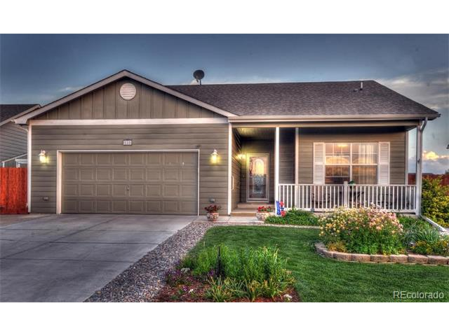 800 Campbell Street, Kersey, CO 80644