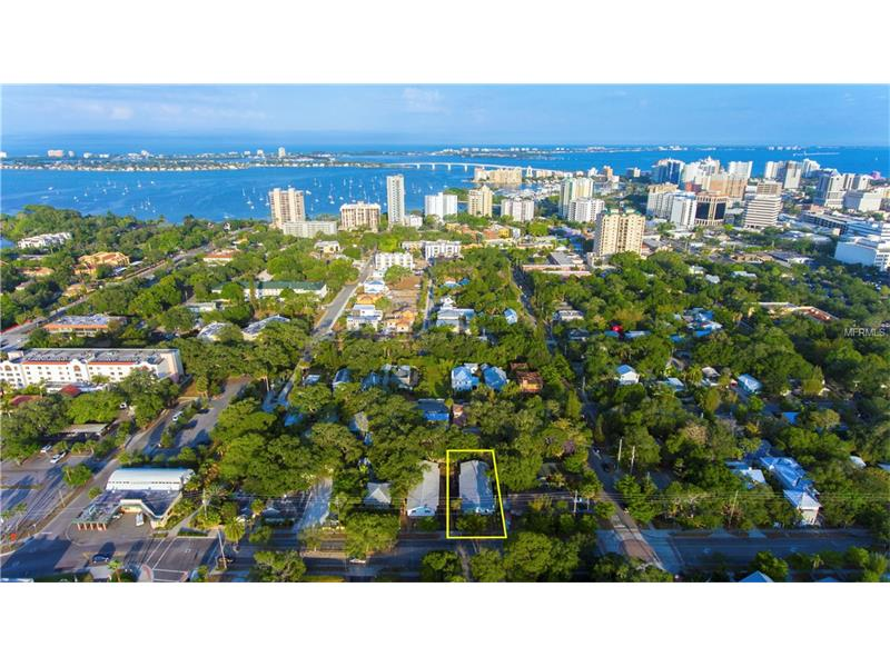 **Back on Market - Buyer Financing Fell thru NOT b/c of Appraisal**Location, Location, Location!  LAUREL PARK AMAZING Investment Opportunity in the most coveted downtown neighborhood, to purchase 2 Units with their own PRIVATE ONE CAR GARAGE and visitor parking in the booming downtown Sarasota area!  Ideally situated in the PRIME downtown Historical Laurel Park Offering Includes 1 Building:  616 South Osprey Ave (Duplex).  Property use Type Duplex RSM9.  Total Lot Size Total 5,800 Sq ft Frontage 50 Ft Depth 116 Ft....  616 South Osprey 1,624 Bldg Sq ft 2 Units. Each Unit 2 Bed/1 Bath/1 Car Garage..... 5,800 Lot Sq Ft.    The potential is amazing and possibilities are endless - consider these 4 investment options:       1. Renovate & Sell as Individual Duplex Building with an Estimated List Price of $600K depending on level of Renovations. OR        2. Raze for one New Construction Home OR      3. Renovate Both units to live in 1, while you rent out the other units OR       4. Annual rentals - 2 Doors - keep as is or renovate for maximum rent rolls. A sound investment opportunity in the highly sought after downtown district, which has a wealth of historical homes in a variety of architectural styles dating back to 1925.   Laurel Park has that One-of-a-Kind Special Charm - it's in the heart of all things downtown Sarasota! ***This offering is for One duplex - 626 Osprey Also For Sale list price of $375K MLS#A4193979***