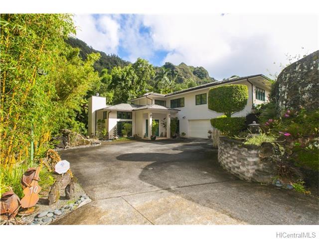 70 Palimalu Drive, Honolulu, HI 96817