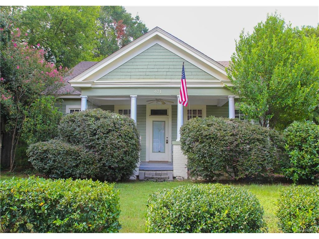 471 CLANTON Avenue, Montgomery, AL 36104