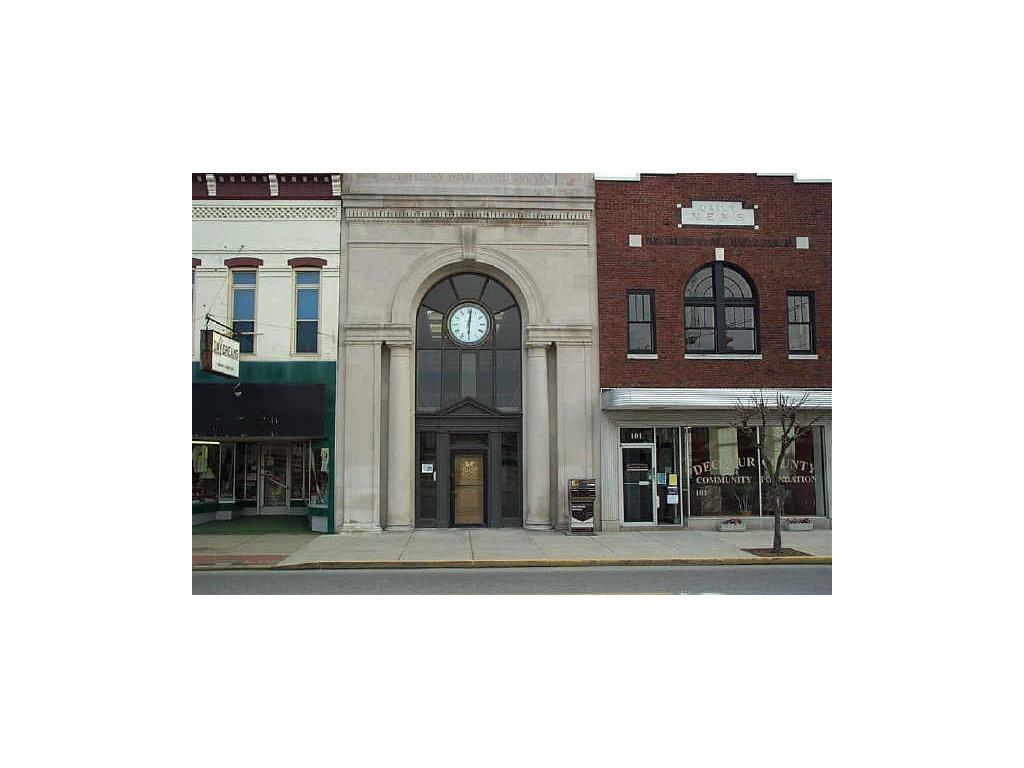 103 E Main Street, Greensburg, IN 47240