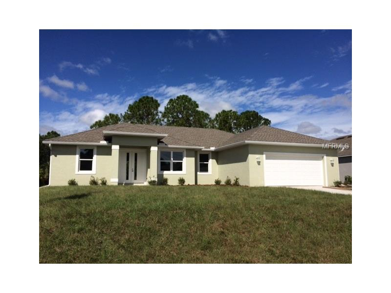 3531 JOHANNESBERG ROAD, NORTH PORT, FL 34288