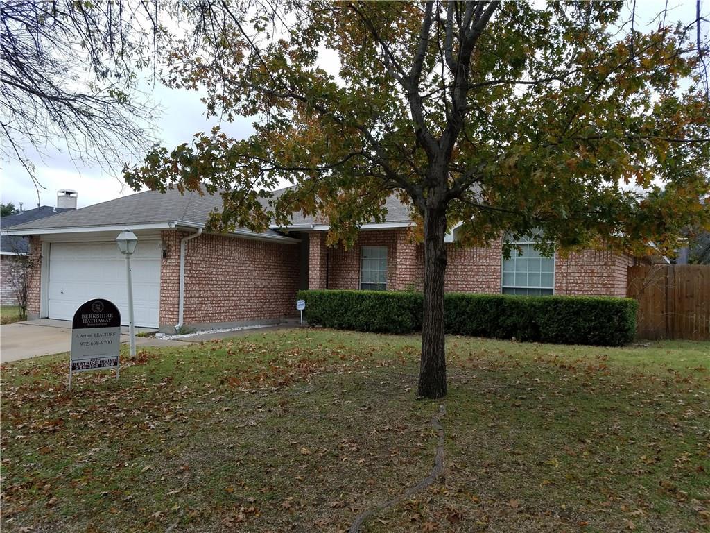 3721 Corn Valley Road, Grand Prairie, TX 75052
