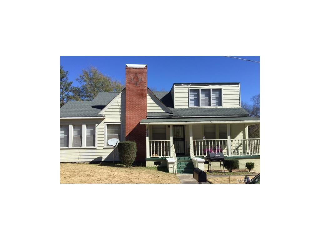 1608 Adam Street, Tuskegee, AL 36088