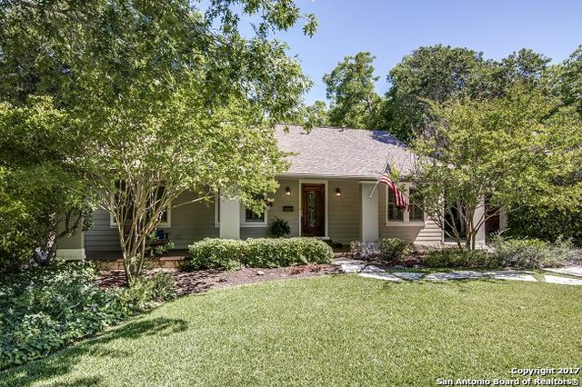 207 INSLEE AVE, Alamo Heights, TX 78209