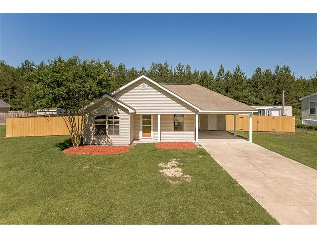 34101 AMBROSE HOOVER Road, Tickfaw, LA 70466