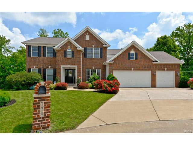 728 Sterling Terrace Court, St Charles, MO 63301