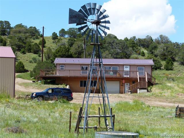 824 Little Horn Drive, Westcliffe, CO 81252