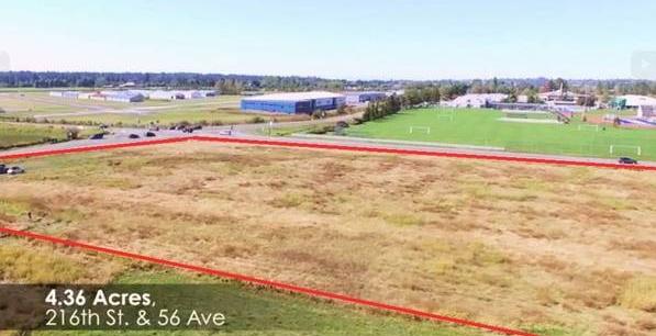 56 AVENUE 4.36AC, Langley, BC V2Y 2M9