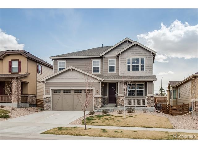 610 Sun Up Place, Erie, CO 80516