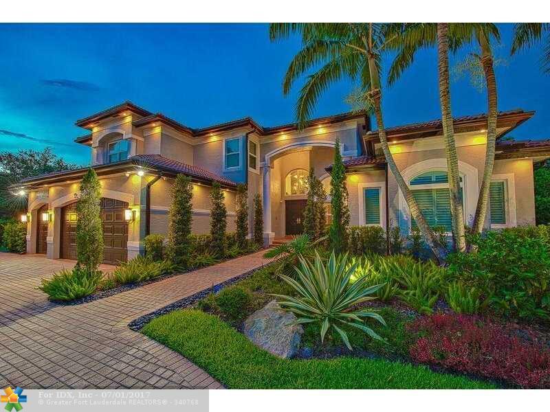 10867 Garden Ridge Ct, Davie, FL 33328