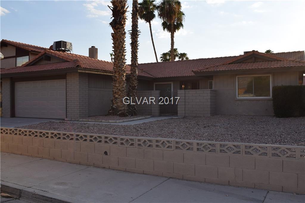 3811 EL CAMINO Road, Las Vegas, NV 89103