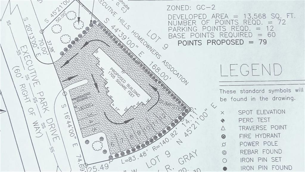 LOT 9-G EXECUTIVE PARK DRIVE, OPELIKA, AL 31801