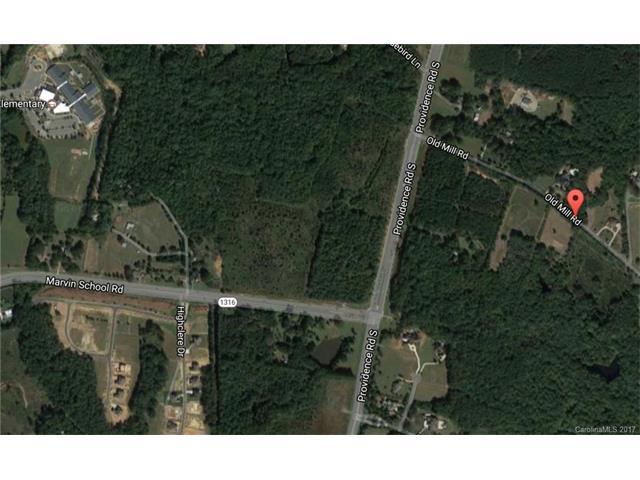 Old Mill Road, Weddington, NC 28104