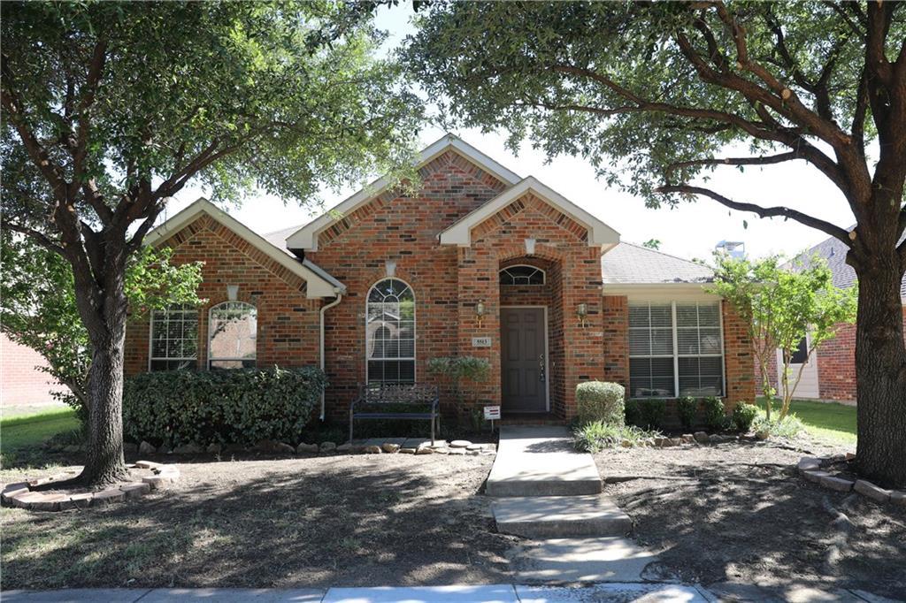5513 Buckskin Drive, The Colony, TX 75056