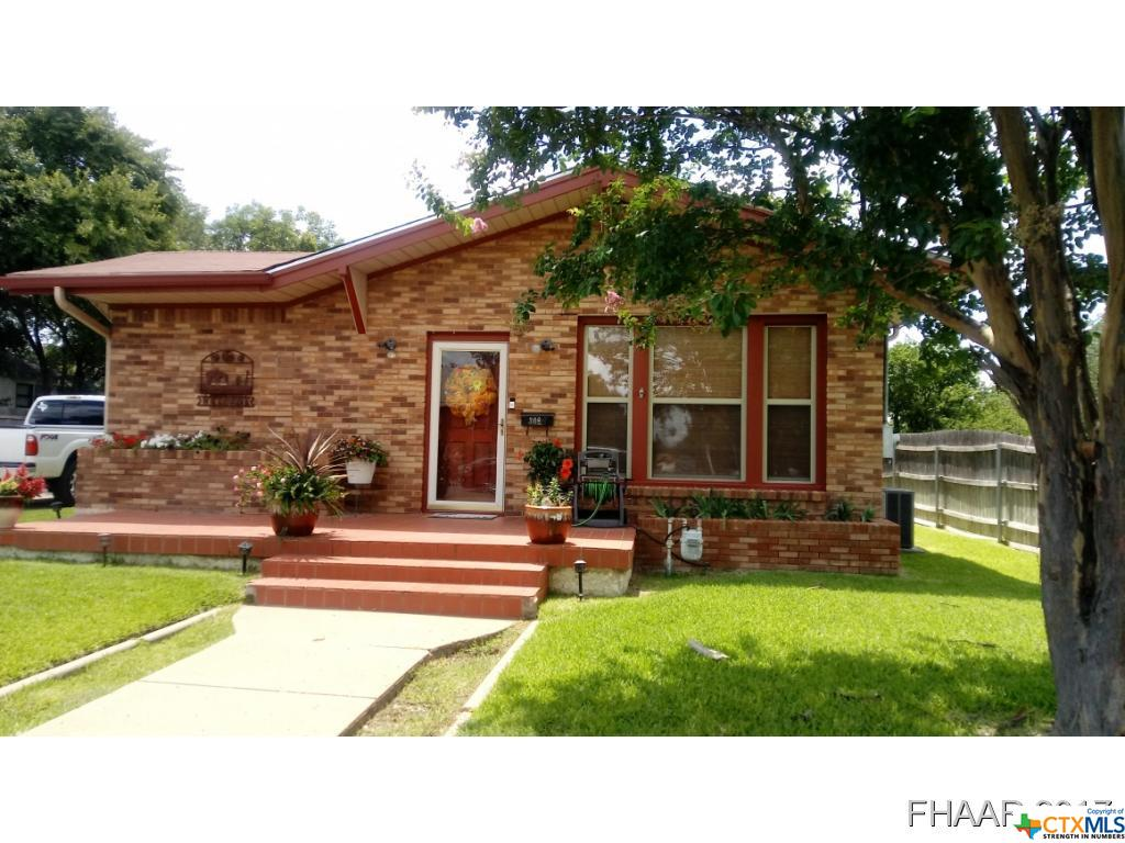 308 S Lutterloh Avenue, Gatesville, TX 76528