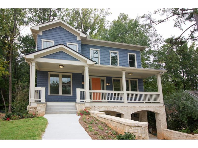 1390 Rock Springs Circle, Atlanta, GA 30306