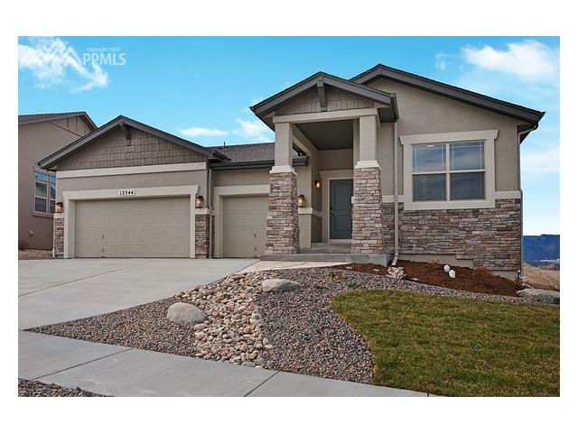 12544 Hawk Stone Drive, Colorado Springs, CO 80921