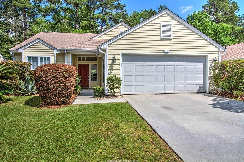 3 Pendarvis WAY, Bluffton, SC 29909
