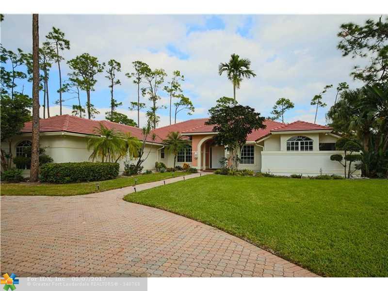 5455 E Leitner Dr, Coral Springs, FL 33067