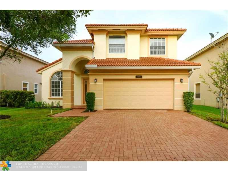 5311 SW 148th Ave, Miramar, FL 33027