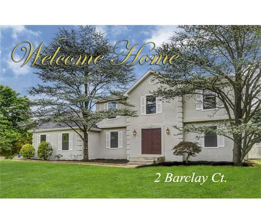 2 Barclay Court, Somerset, NJ 08873