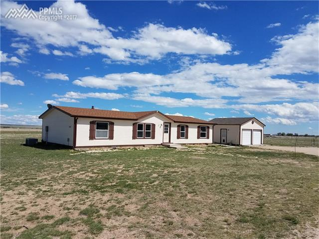205 Longhorn Cattle Drive, Calhan, CO 80808
