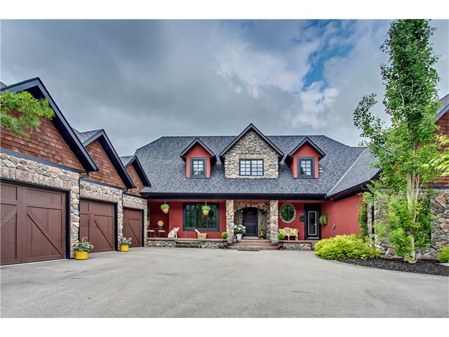 16 WOODLAND Rise, Rural Rocky View County, AB T3R 1G9