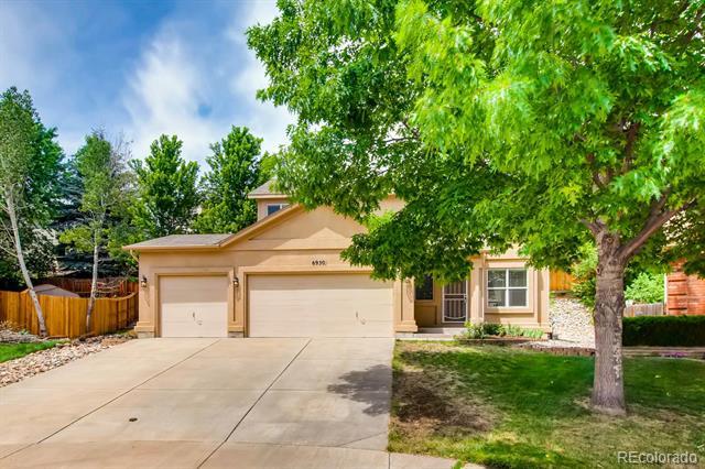 6950 Marshwood Court, Colorado Springs, CO 80918