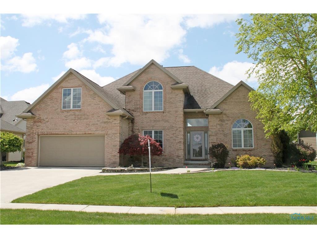 1517 Gleneagles Drive, Bowling Green, OH 43402