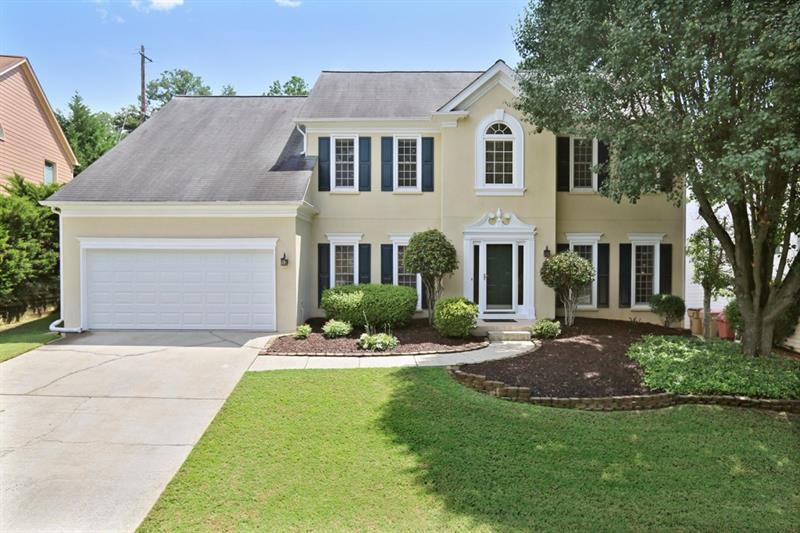 4945 CINNABAR Drive, Johns Creek, GA 30022