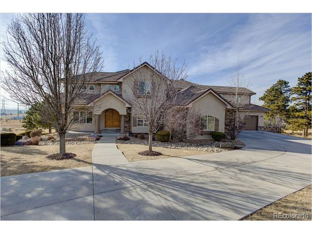 11892 Bell Cross Circle, Parker, CO 80138