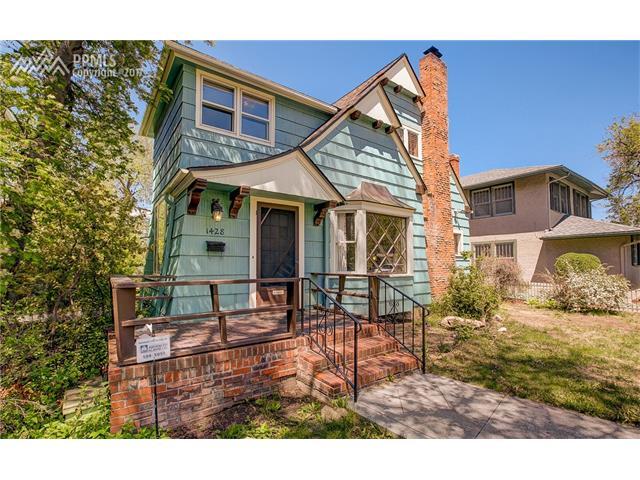 1428 N Tejon Street, Colorado Springs, CO 80907