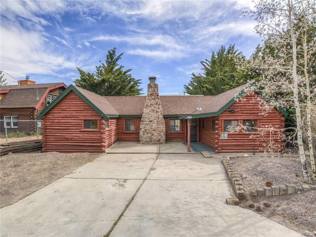 39441 North Shore Drive, Fawnskin, CA 92333
