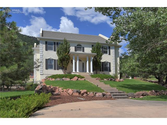 1525 Old Stage Road, Colorado Springs, CO 80906