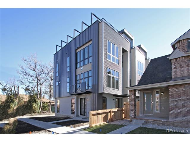Picture of home in 2628 West 27th Avenue Downtown Denver Condos