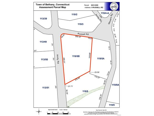 9/Lot 3 Russell Road, Bethany, CT 06524