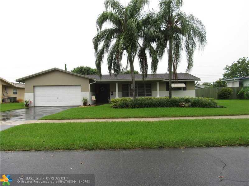 5300 SW 8th Ct, Plantation, FL 33317
