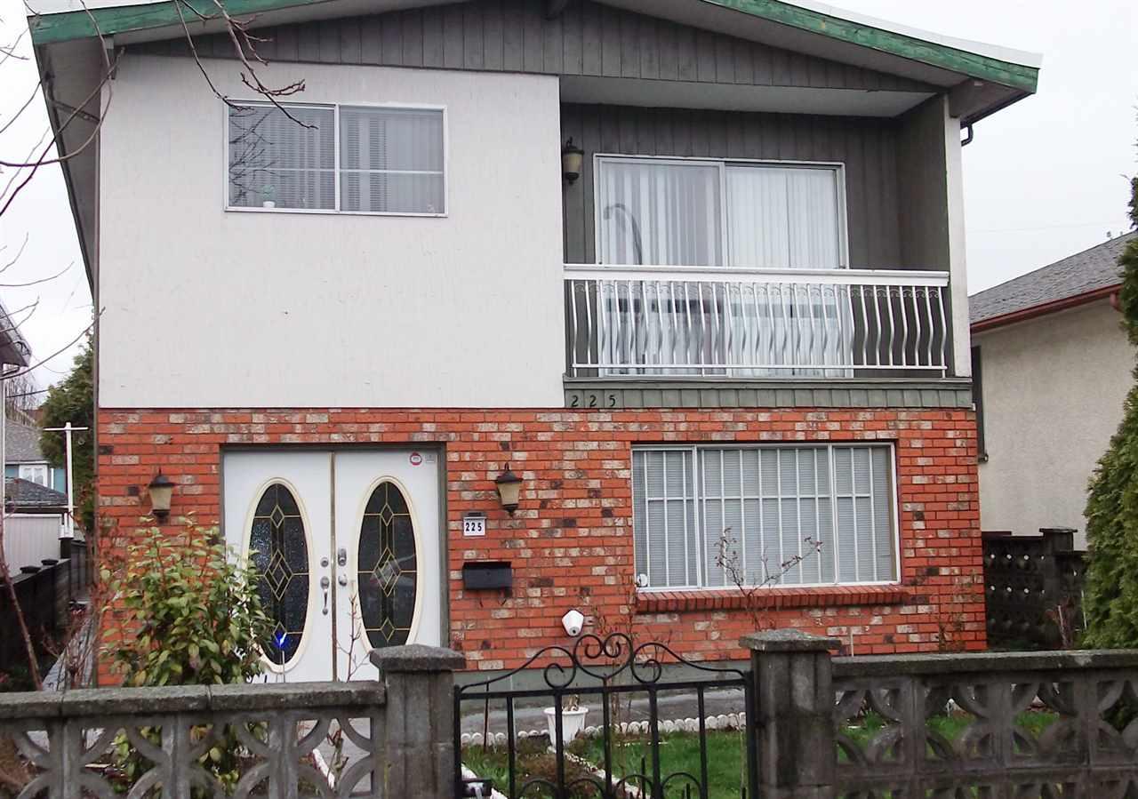 225 E 50TH AVENUE, Vancouver, BC V5X 1A6
