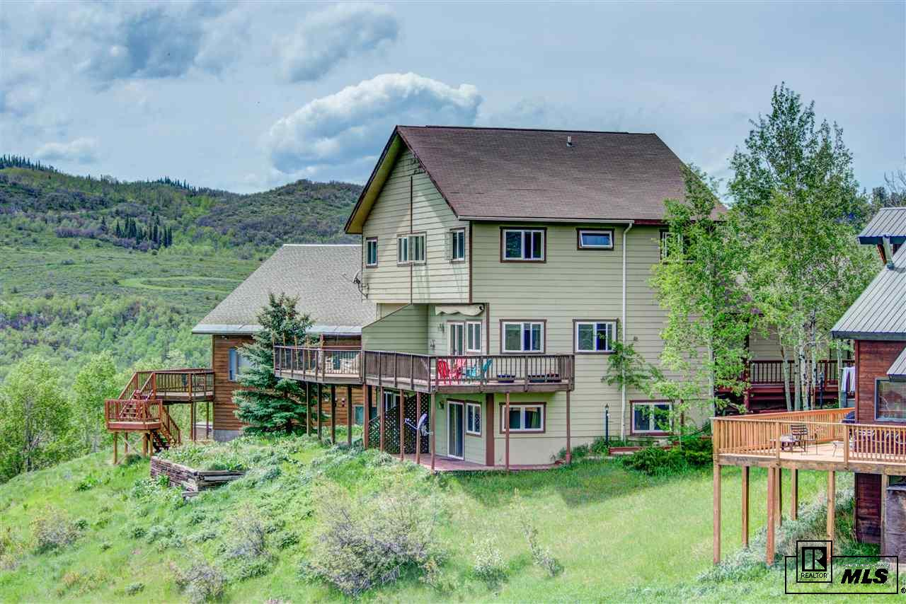 520 Buena Vista Court, Steamboat Springs, CO 80487