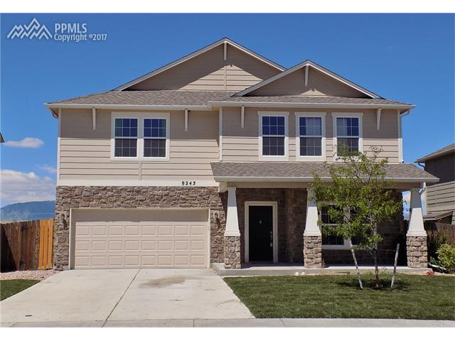 9245 Sand Myrtle Drive, Colorado Springs, CO 80925