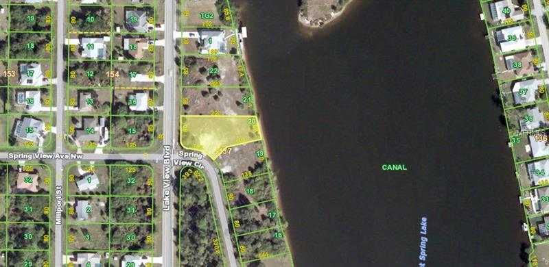 3262 LAKE VIEW BOULEVARD, PORT CHARLOTTE, FL 33948