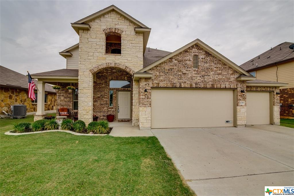 1139 Fawn Lily, Temple, TX 76502