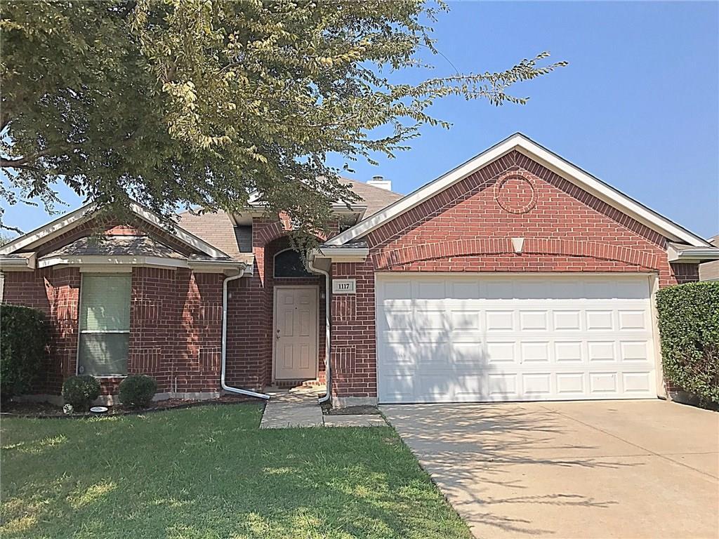 1117 Mockingbird Drive, Aubrey, TX 76227