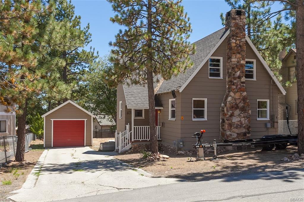 601 Temple Lane, Big Bear Lake, CA 92315