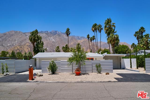 980 E Tachevah Drive, Palm Springs, CA 92262