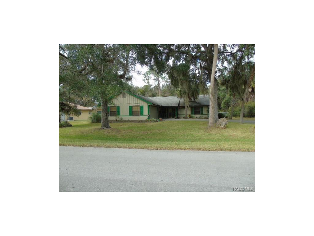 11237 W Cedar Lake Drive, Crystal River, FL 34428