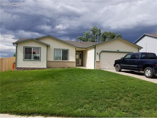 908 Pond Side Drive, Colorado Springs, CO 80911