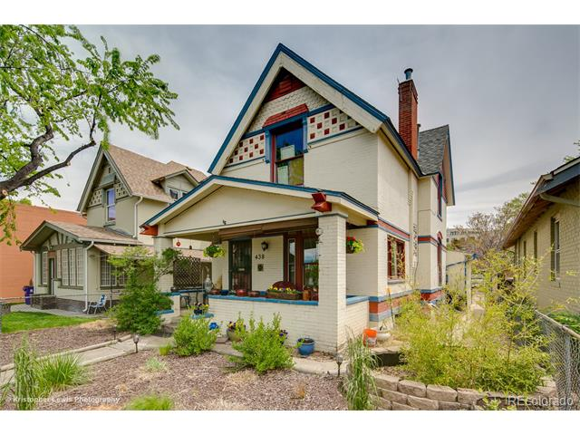 438 Bannock Street, Denver, CO 80204