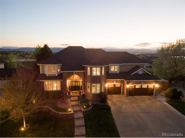 9111 Roundtree Drive, Highlands Ranch, CO 80126